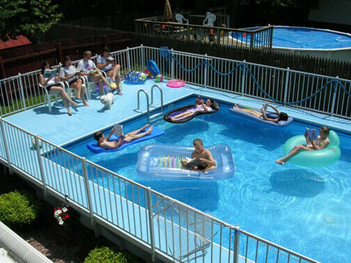 Kayak Pools Above Ground Pool, Kayak Above Ground Pools